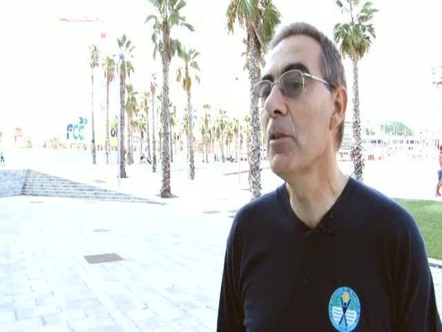 Nudismo en Barcelona